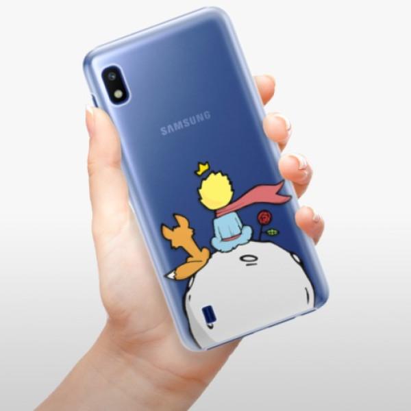Plastové pouzdro iSaprio - Prince - Samsung Galaxy A10