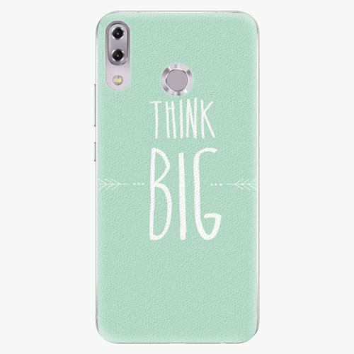 Plastový kryt iSaprio - Think Big - Asus ZenFone 5Z ZS620KL