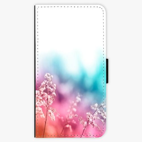Flipové pouzdro iSaprio - Rainbow Grass - Samsung Galaxy J7 2016