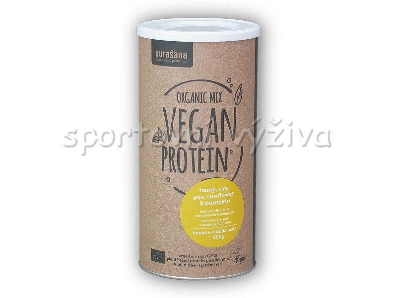 BIO Vegan Protein Mix 400g