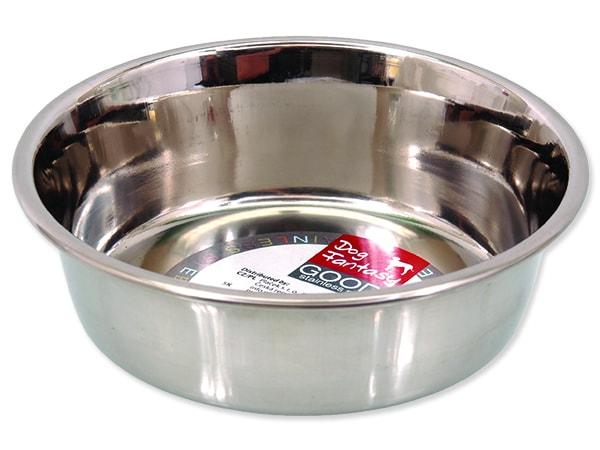Miska DOG FANTASY nerezová těžká 12 cm 290ml