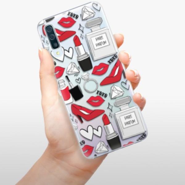 Plastové pouzdro iSaprio - Fashion pattern 03 - Samsung Galaxy A50
