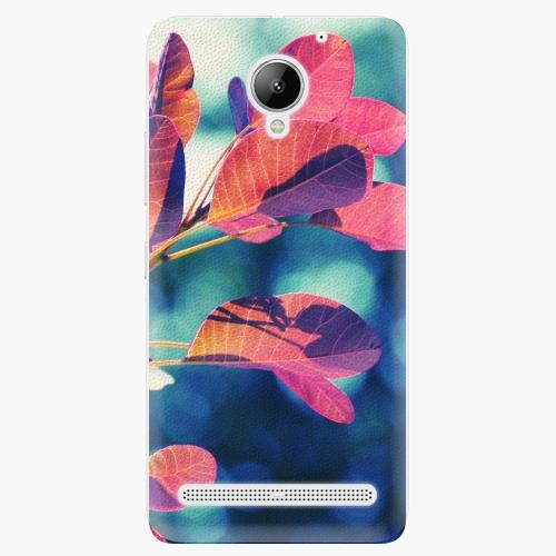 Plastový kryt iSaprio - Autumn 01 - Lenovo C2
