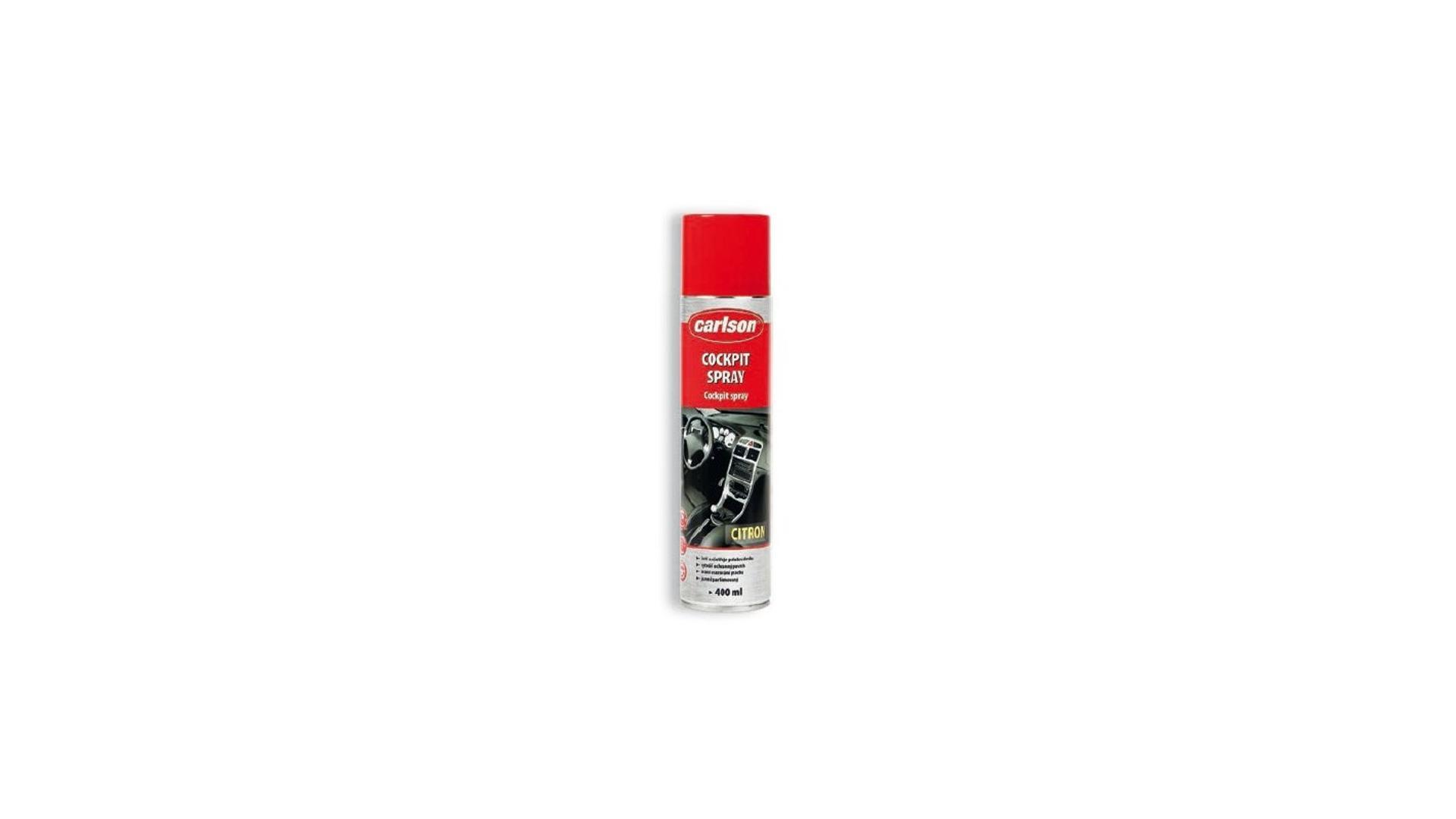 CARLSON čistič palubní desky - citrón 400ml - aerosol
