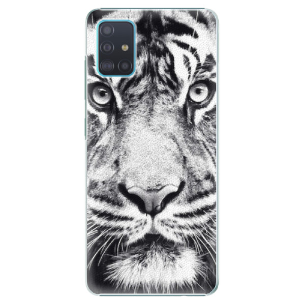Plastové pouzdro iSaprio - Tiger Face - Samsung Galaxy A51
