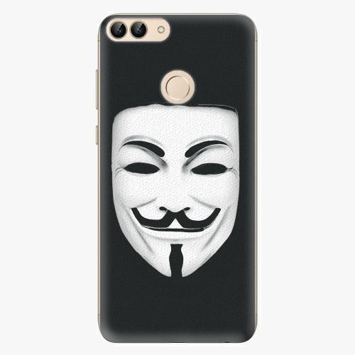 Silikonové pouzdro iSaprio - Vendeta - Huawei P Smart