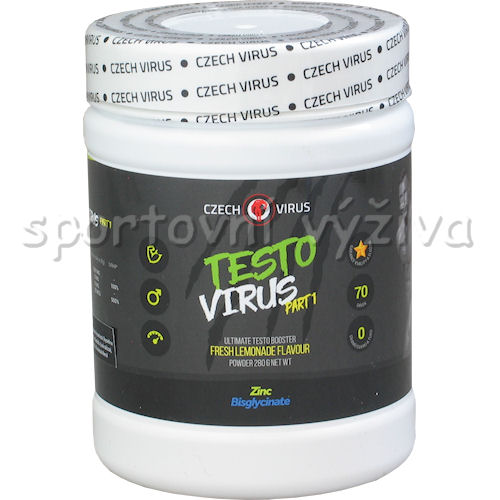 TESTO VIRUS PART 1 280g-fresh-lemonade