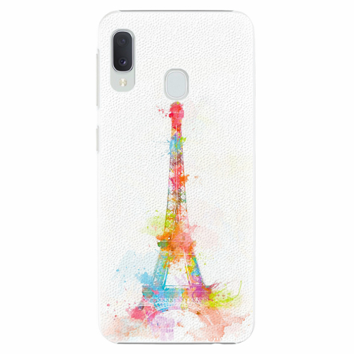 Plastový kryt iSaprio - Eiffel Tower - Samsung Galaxy A20e