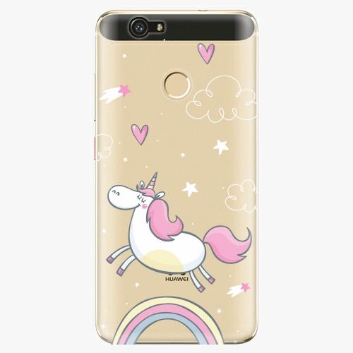 Plastový kryt iSaprio - Unicorn 01 - Huawei Nova