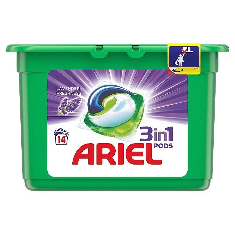 Ariel Color kapsle na praní, 13 ks