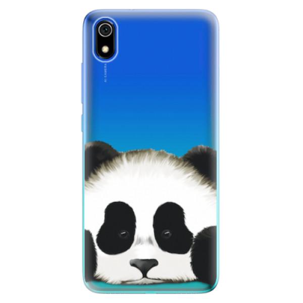 Odolné silikonové pouzdro iSaprio - Sad Panda - Xiaomi Redmi 7A