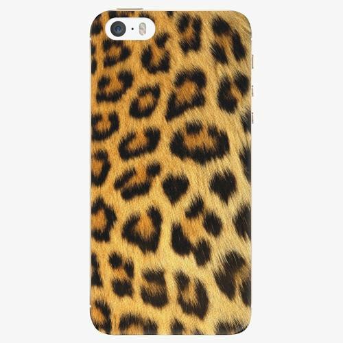 Plastový kryt iSaprio - Jaguar Skin - iPhone 5/5S/SE