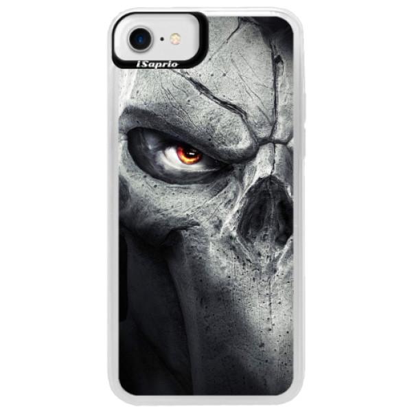 Neonové pouzdro Blue iSaprio - Horror - iPhone 7