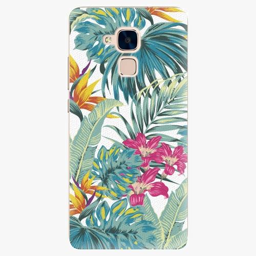Plastový kryt iSaprio - Tropical White 03 - Huawei Honor 7 Lite