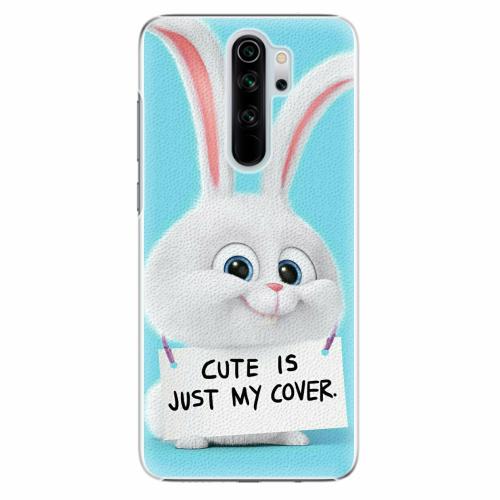 Plastový kryt iSaprio - My Cover - Xiaomi Redmi Note 8 Pro