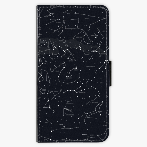 Flipové pouzdro iSaprio - Night Sky 01 - Samsung Galaxy J5 2017
