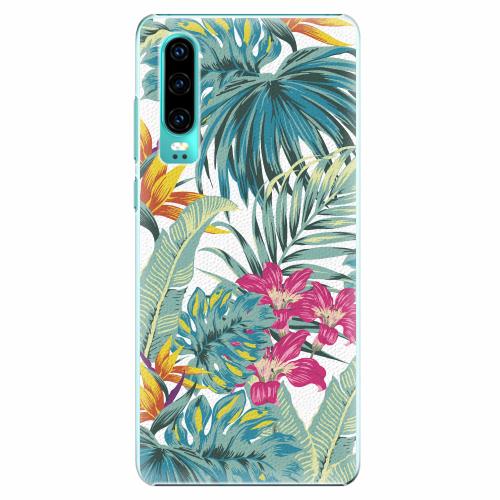 Plastový kryt iSaprio - Tropical White 03 - Huawei P30