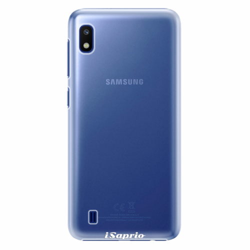 Plastový kryt iSaprio - 4Pure - průhledný matný - Samsung Galaxy A10