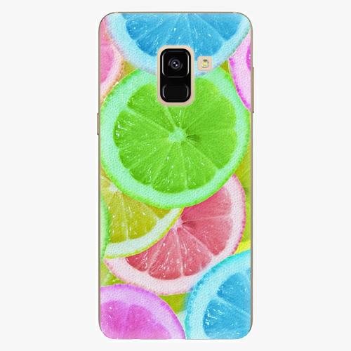 Plastový kryt iSaprio - Lemon 02 - Samsung Galaxy A8 2018