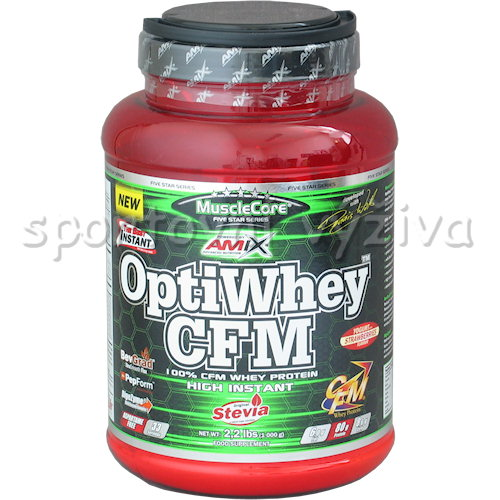OptiWhey CFM Instant - 1000g-double-white-chocolate