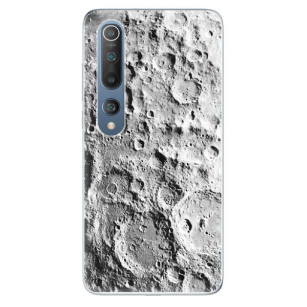 Odolné silikonové pouzdro iSaprio - Moon Surface - Xiaomi Mi 10 / Mi 10 Pro