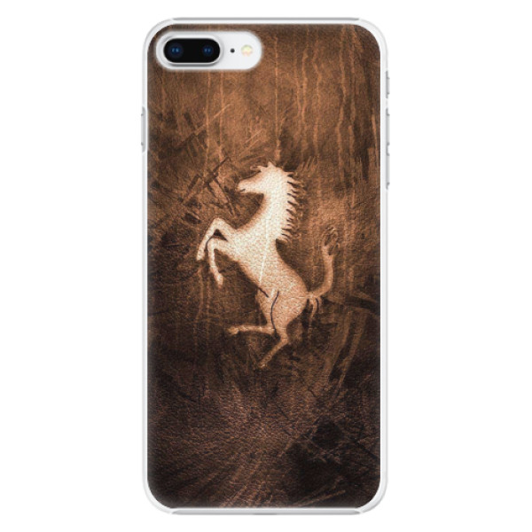 Plastové pouzdro iSaprio - Vintage Horse - iPhone 8 Plus