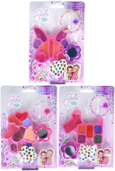 SIMBA Líčidla a šminky pro holčičky s doplňky