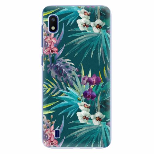 Plastový kryt iSaprio - Tropical Blue 01 - Samsung Galaxy A10