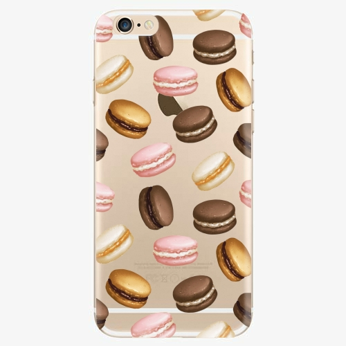 Plastový kryt iSaprio - Macaron Pattern - iPhone 6/6S