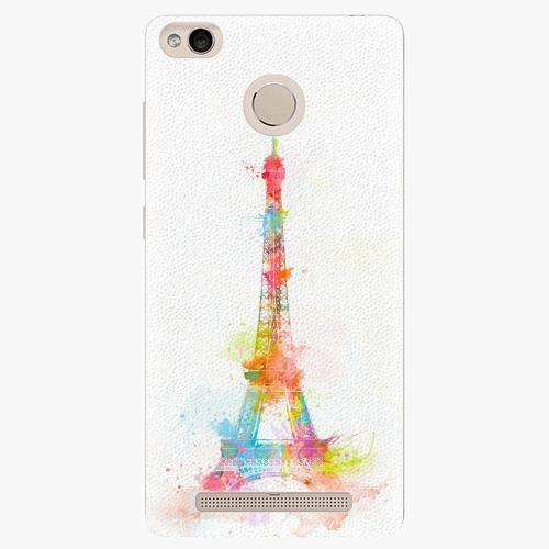 Plastový kryt iSaprio - Eiffel Tower - Xiaomi Redmi 3S
