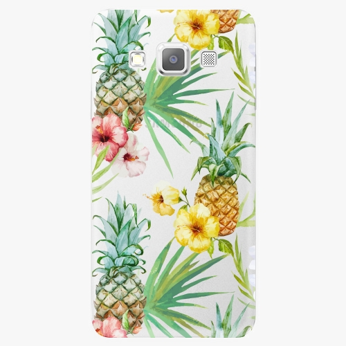 Plastový kryt iSaprio - Pineapple Pattern 02 - Samsung Galaxy A3