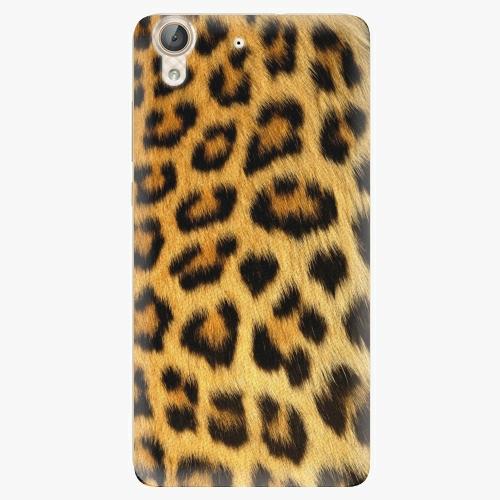 Plastový kryt iSaprio - Jaguar Skin - Huawei Y6 II