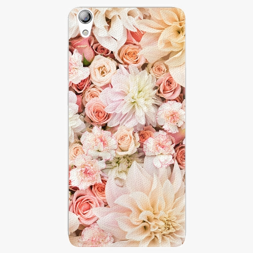Plastový kryt iSaprio - Flower Pattern 06 - Lenovo S850