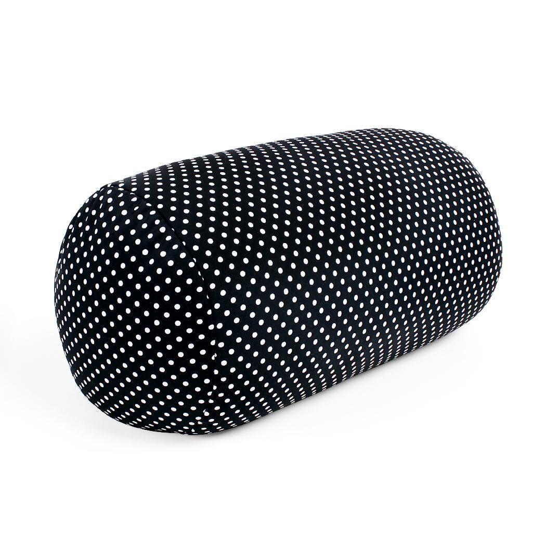 - ALBI Relaxační polštář - Bílé puntíky