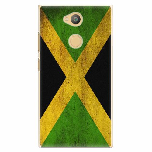 Plastový kryt iSaprio - Flag of Jamaica - Sony Xperia L2