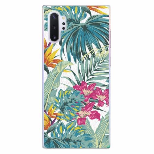 Plastový kryt iSaprio - Tropical White 03 - Samsung Galaxy Note 10+