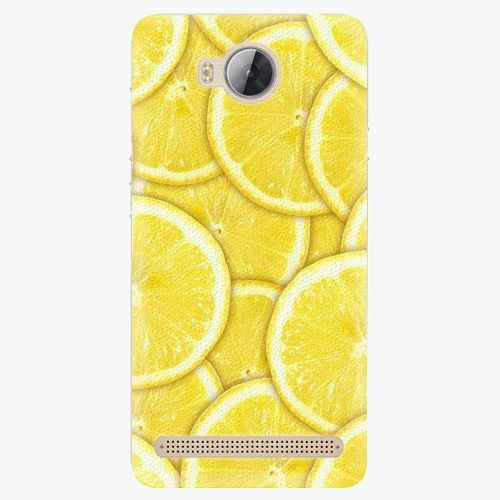 Plastový kryt iSaprio - Yellow - Huawei Y3 II