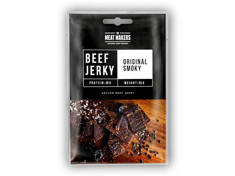 Beef Jerky Original Smoky 25g