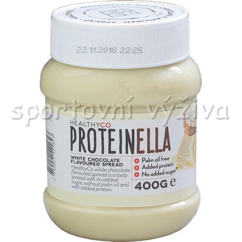 Proteinella bílá čokoláda 400g
