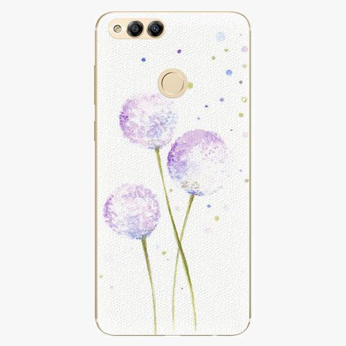 Plastový kryt iSaprio - Dandelion - Huawei Honor 7X