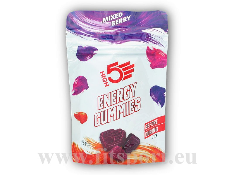 Energy Gummies 26g-ovoce
