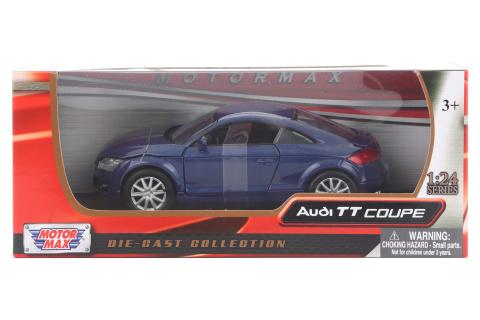 1:24 Audi TT Coupe