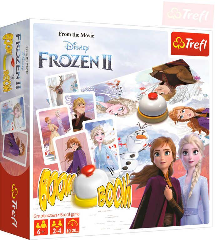 TREFL HRA Boom Boom Frozen 2 (Ledové Království) *SPOLEČENSKÉ HRY*