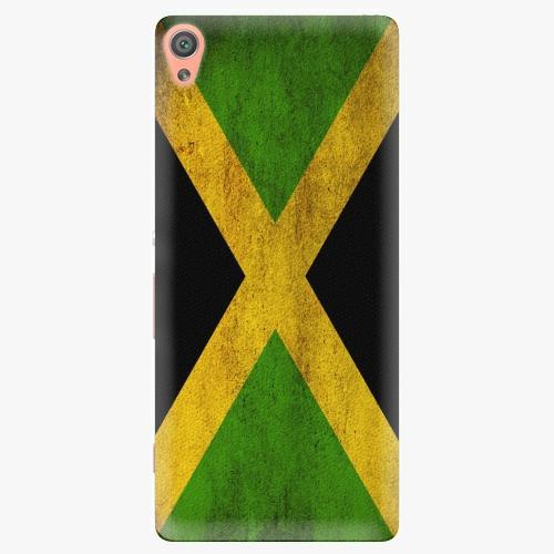 Plastový kryt iSaprio - Flag of Jamaica - Sony Xperia XA