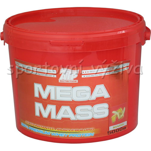 Maxi Mega Mass - 5kg-cokolada