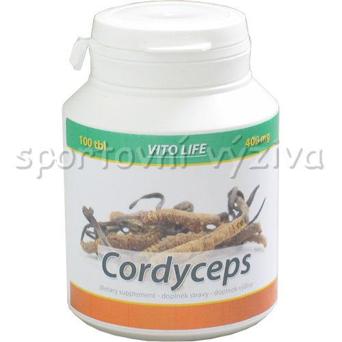 Cordyceps Sinensis 400mg 100 cps