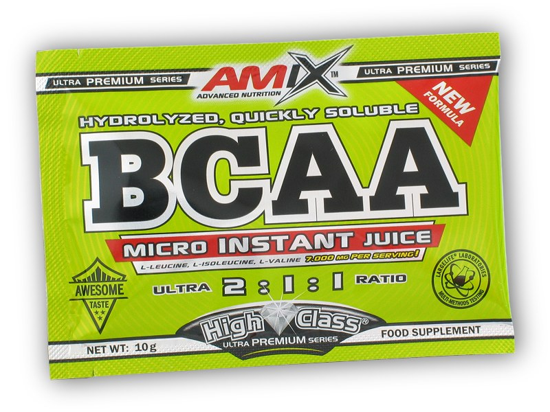 BCAA Micro Instant Juice 10g - akce-pineapple