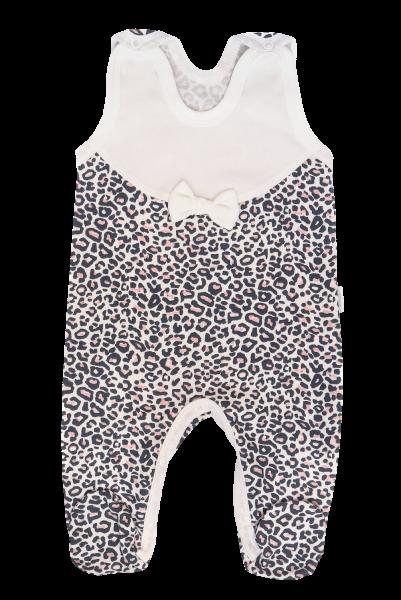 Mamatti Kojenecké dupačky Gepardík, bílé se