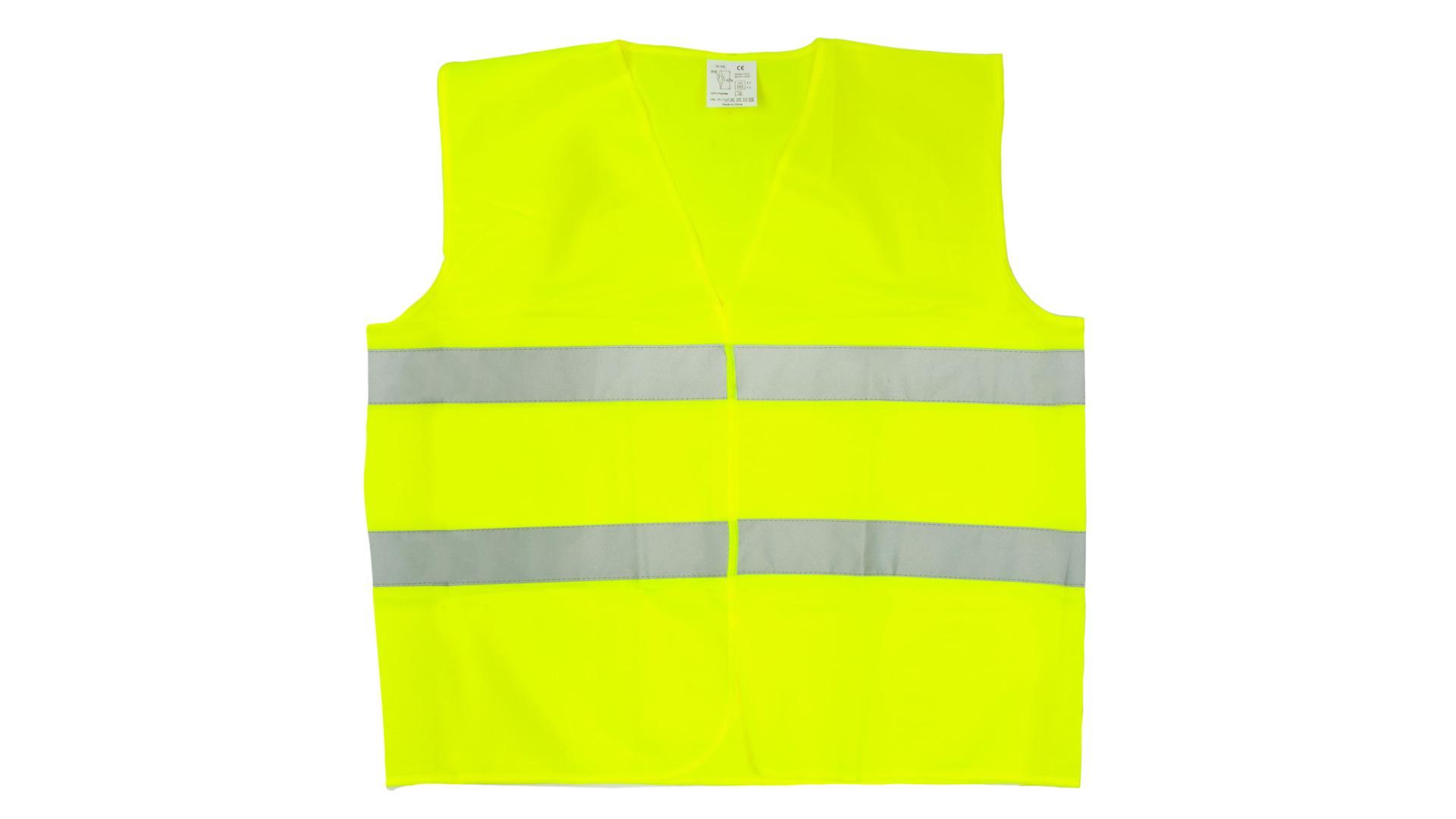 4CARS Reflexní vesta XL žlutá