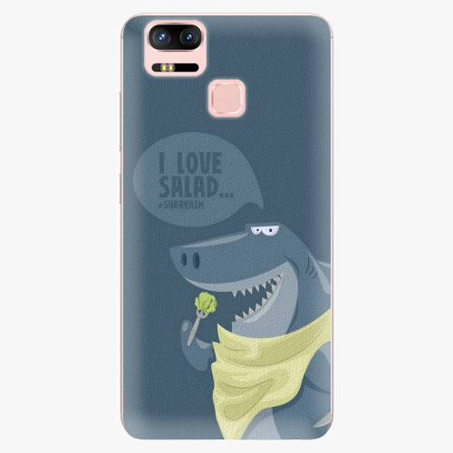 Plastový kryt iSaprio - Love Salad - Asus ZenFone 3 Zoom ZE553KL